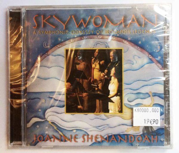 CD-Indien-Spirits-SKYWOMAN-AMERINDIEN