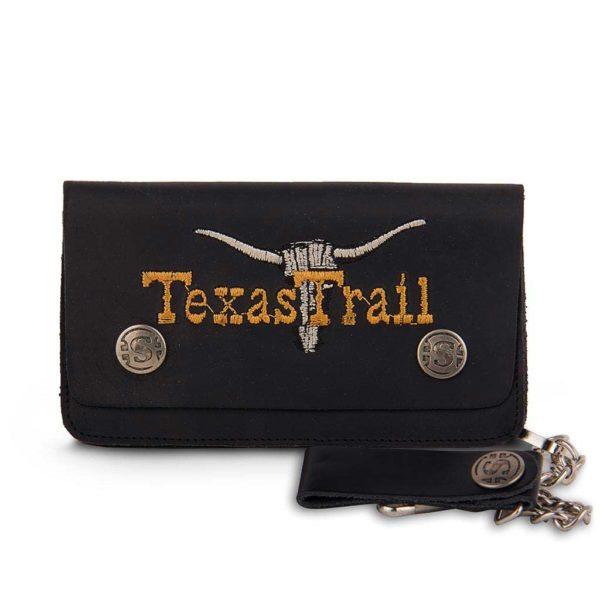 portefeuille-biker-la-joya-Texas-Trail-negro