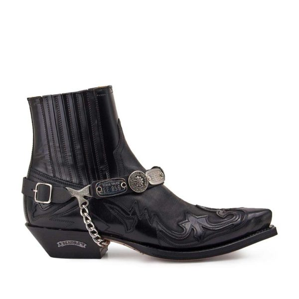 sangle botte noir sendra arnes 53_black la joya1
