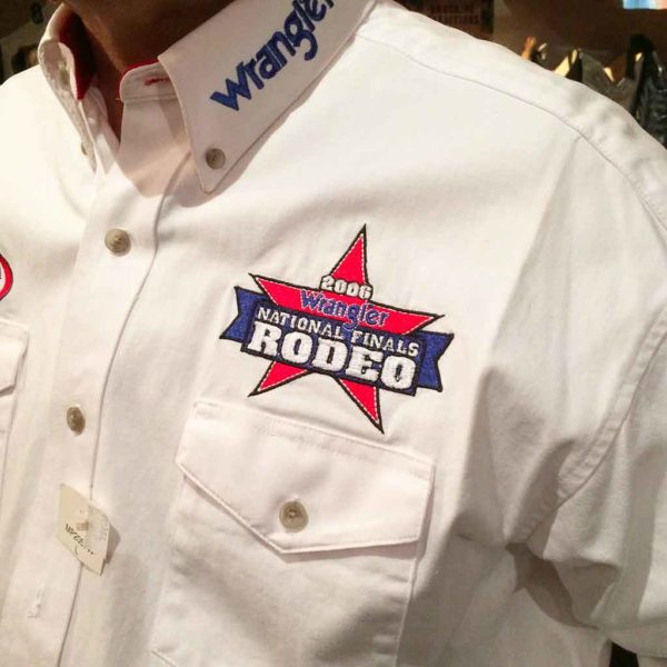 chemise-wangler-MP2057W-western-country-rodéo-homme-BLANCHE-avec-broderie-la-joya-western1