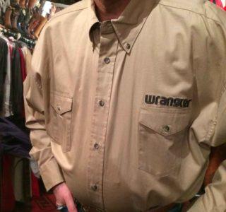 chemise-wangler-MP2060T-western-country-rodéo-homme-beige-avec-broderie-la-joya-western1
