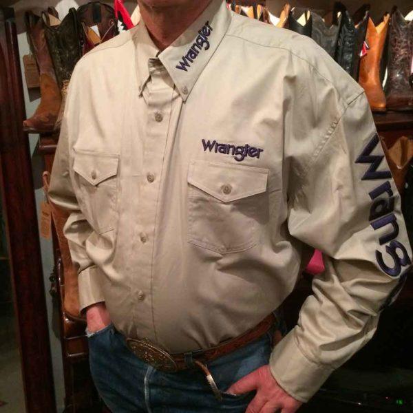 chemise-wangler-western-country-homme-rodéo-beige-clair–avec-broderie-la-joya-western