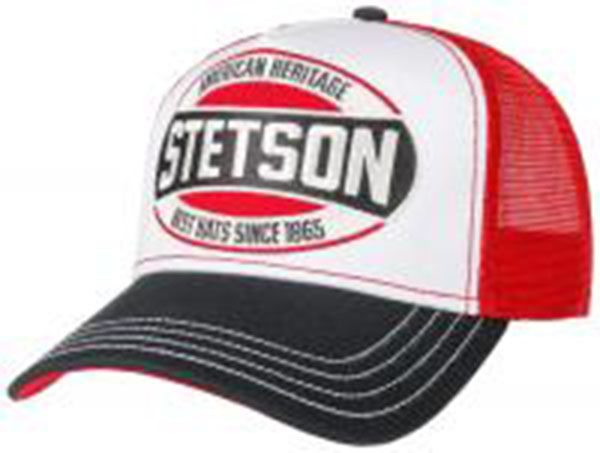 casquette stetson homme:femme western country Trucker Cap Heritage 7751131-18_200x200