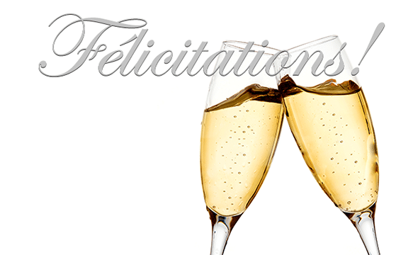 felicitations