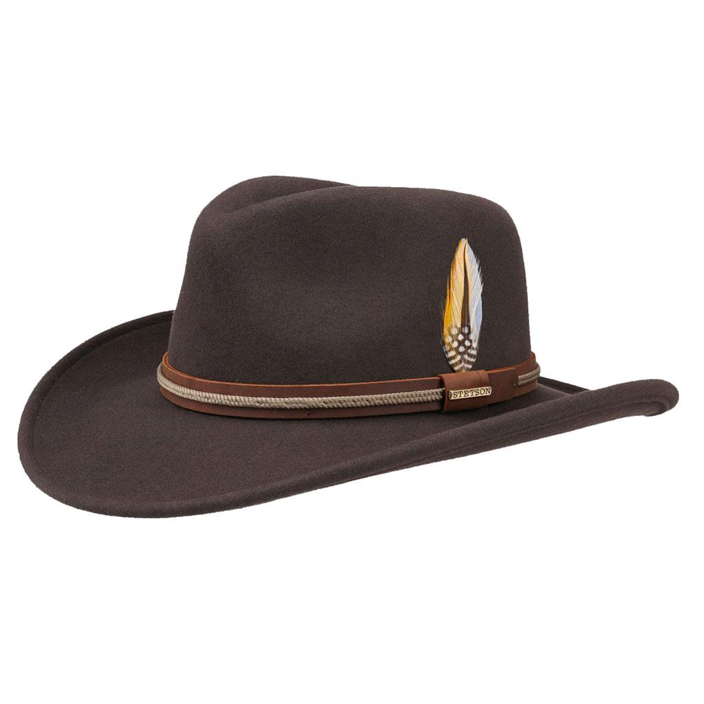 Preis Shop für authentische Farbbrillanz chapeau trilby stetson vitafelt noir 38181cf060f - lhassad7.com